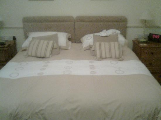 Sidegate Guest House: My single! bed