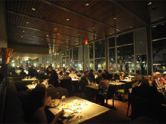 Interior Night Picture Of The Grove Houston Tripadvisor