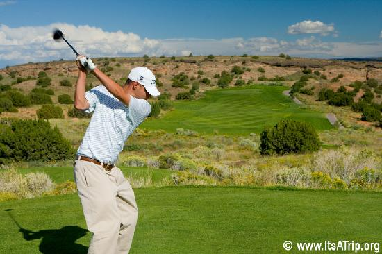 Albuquerque, NM: Top-Rated Golf Destination