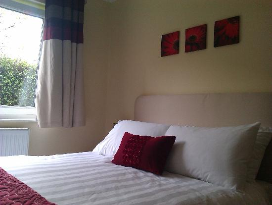 St Stephens Guest House: Double room