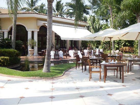 Casa Velas: Emiliano's Restaurant was SO delicious!