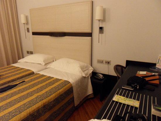 Hotel Memphis: Les lits