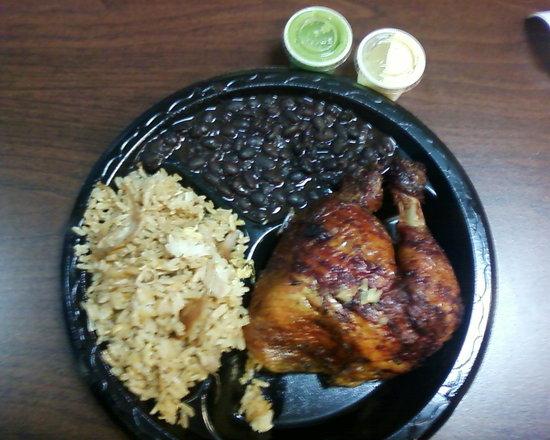 Perchi's: Chicken Plate