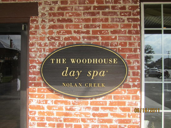 The Woodhouse Day Spa at Nolan Creek