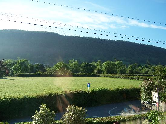 Y Llwyn Guest House: Room with a View