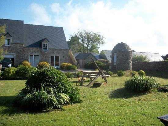 Photo de h tel du cap auderville tripadvisor for Restaurant le jardin du cap