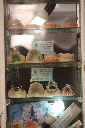 Fez, Marruecos: dentiste