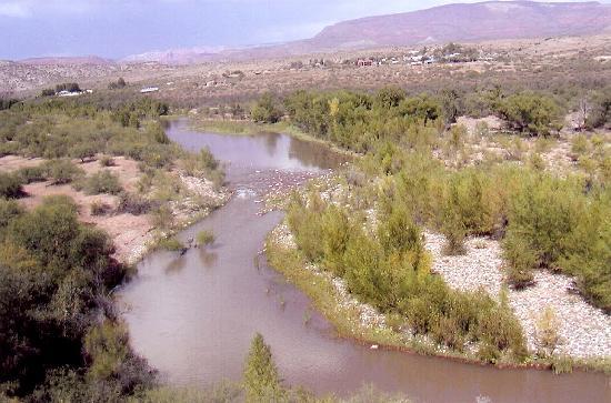 Аризона: Verde River