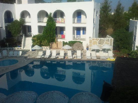 Hotel Samdan: Pool Area