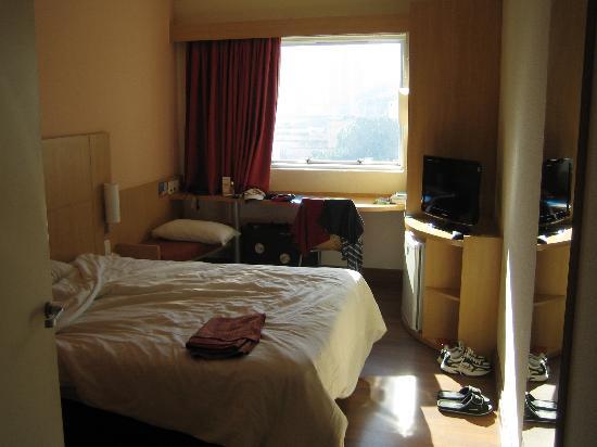 Hotel ibis Rio de Janeiro Centro: The rooms are basic, but okay