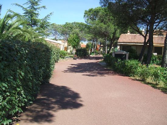 Eden Village Li Cupulatti : interno villaggio