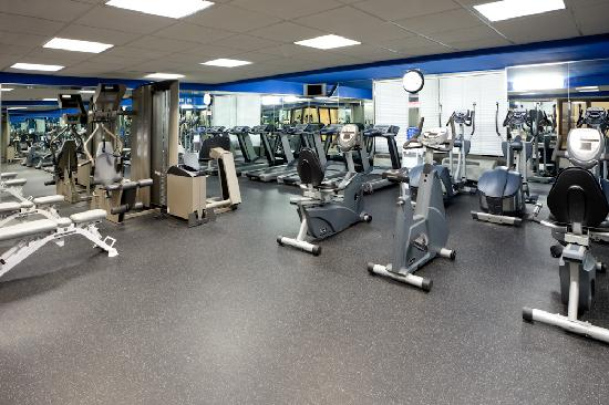 Radisson Hotel North Baltimore: Fitness Center