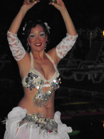 Bahar: Belly Dancer at Hotel