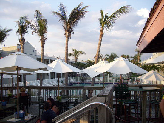 Jimmy B S Beach Bar St Pete Menu Prices Restaurant Reviews Tripadvisor