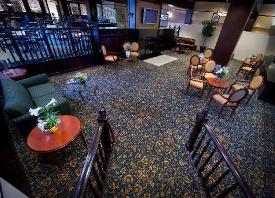 Holiday Inn Tewksbury Andover: Lobby Lounge