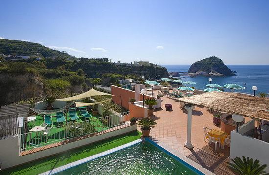 Hotel Residence Sant'Angelo : Piscina scoperta