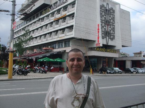 Kazanlak, Bulgarien: hotel