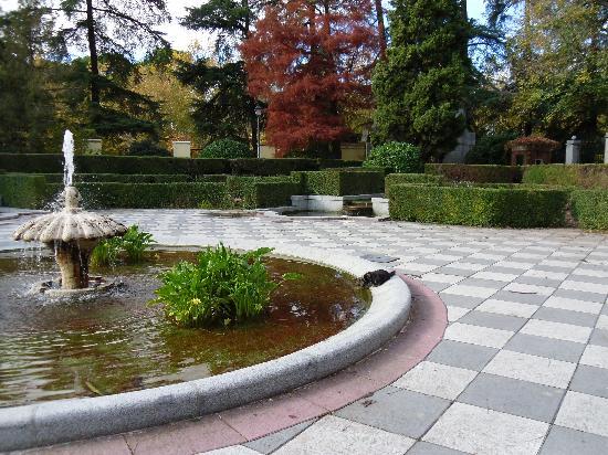 Foto de jardin de recoletos madrid un oasis de for Aparthotel jardin de recoletos madrid