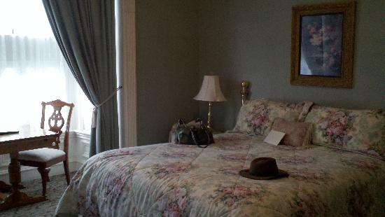 Ferndale, Californie : Pacifica room