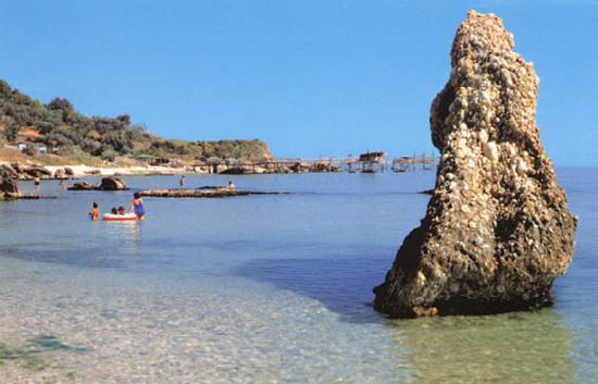 Hotel Acquario: mare