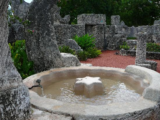Homestead, FL: The moon pool