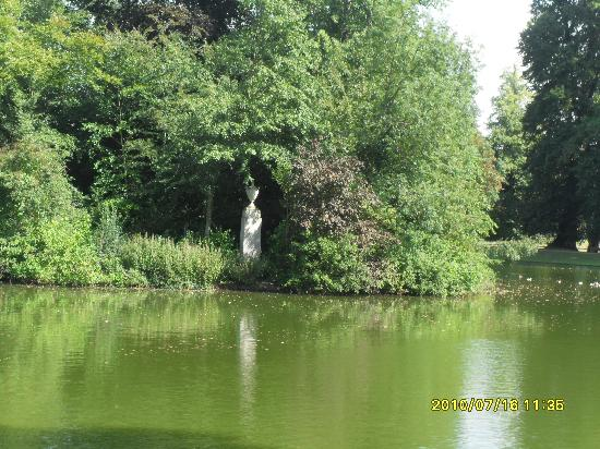 Northampton, UK: diana`s island