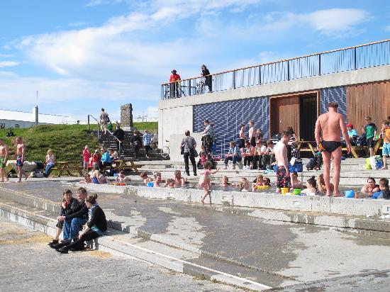 Nautholsvik Geothermal Beach