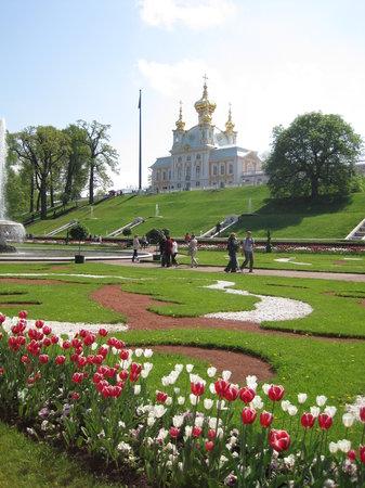 SPB Tours : St. Petersburg-Peterhof Palace