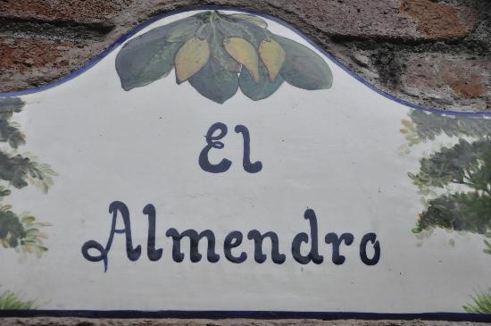 Hotel El Almendro Managua: el almendro