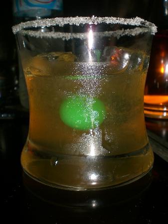 Green Mango : Amaretto Sour