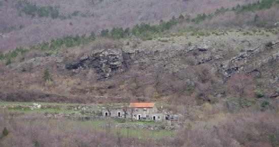 Paklenica National Park: Ramica house (from Ramica dvori website)