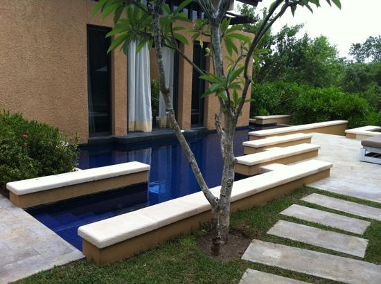 Banyan Tree Mayakoba : private pool villa