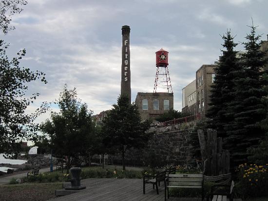 Fitger's Inn: Lakeside View