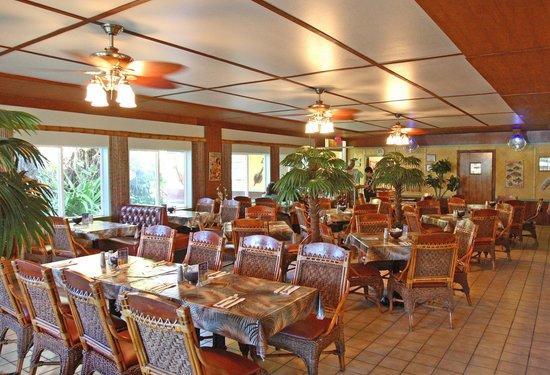 Maui Seaside Hotel: Tante's Restaurant