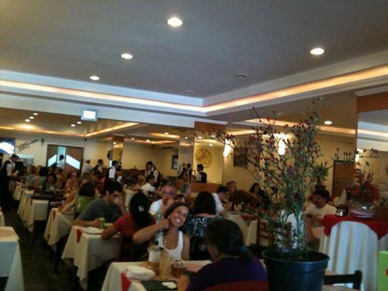 Restaurante e Rotisserie Halim: Salao do Restaurante Halim