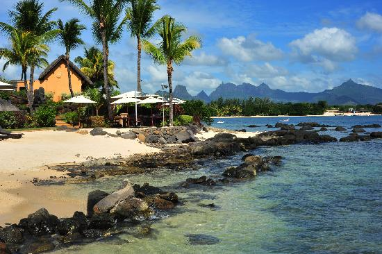 The Oberoi, Mauritius : The Beach