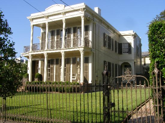 Archie Manning House This House At 1420 First St Is The Home Of Former New Orleans Saints S