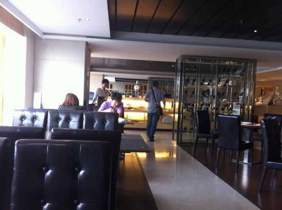 Jialong International Hotel: Restaurant Margaux