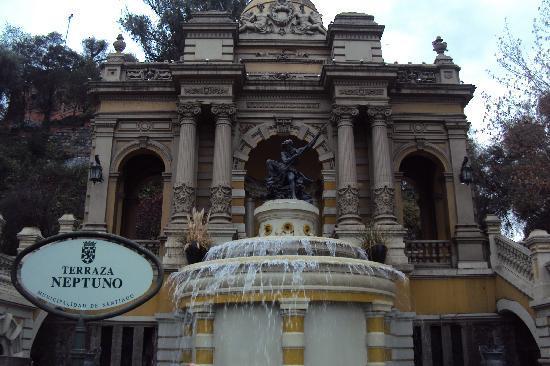 Hostal de la Barra: Cerro Santa Lucia