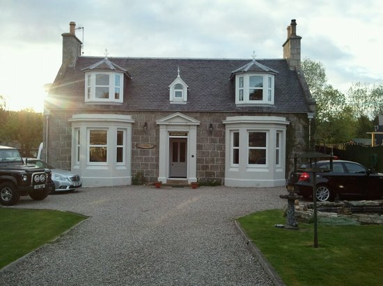 Waverley Villa Guesthouse: The B&B