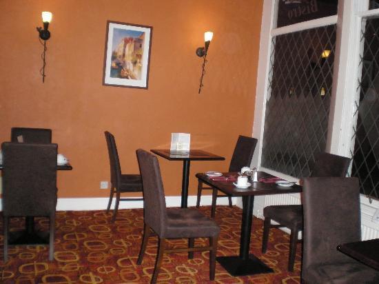 No 55 Bistro: Restaurant