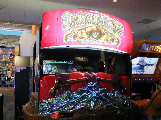Frankie's Fun Park: cool arcade