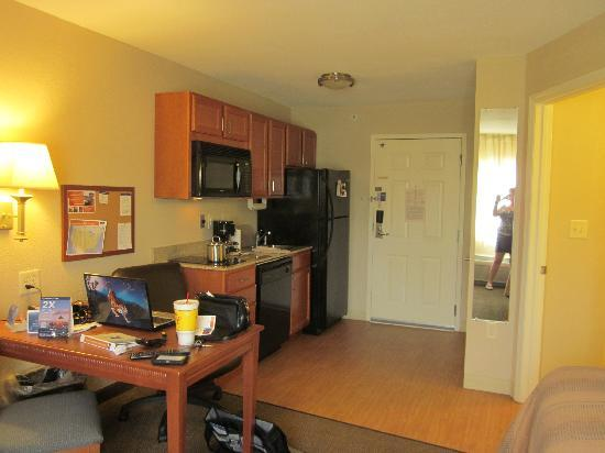 Candlewood Suites Rocky Mount: Very clean, very impressed