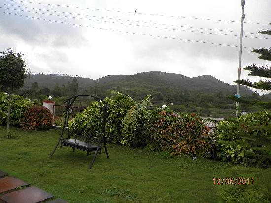 Balaji Resorts, Velhe Pune: Scenic view