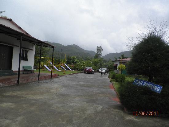 Balaji Resorts, Velhe Pune : Entrance