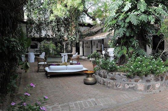 Ahilya Fort: Le paradis