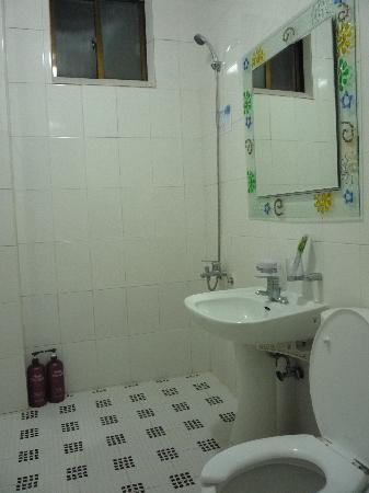 Yeha guesthouse: bathroom