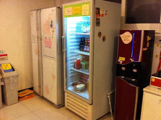Yeha guesthouse: pantry 3