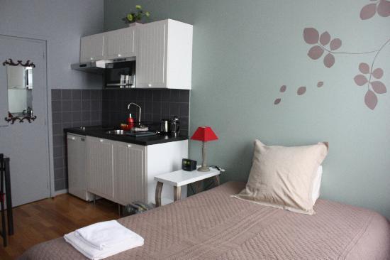 Maison Zen: Studio