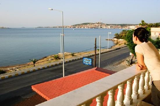 Ayvalik Sozer Motel: From balcony